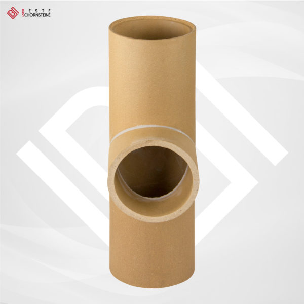 keramik Rauchrohranschluss